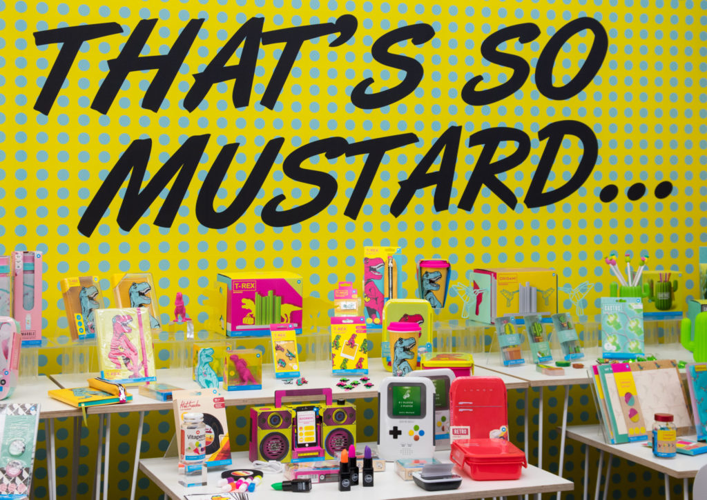 London Stationery Show justmustard.com