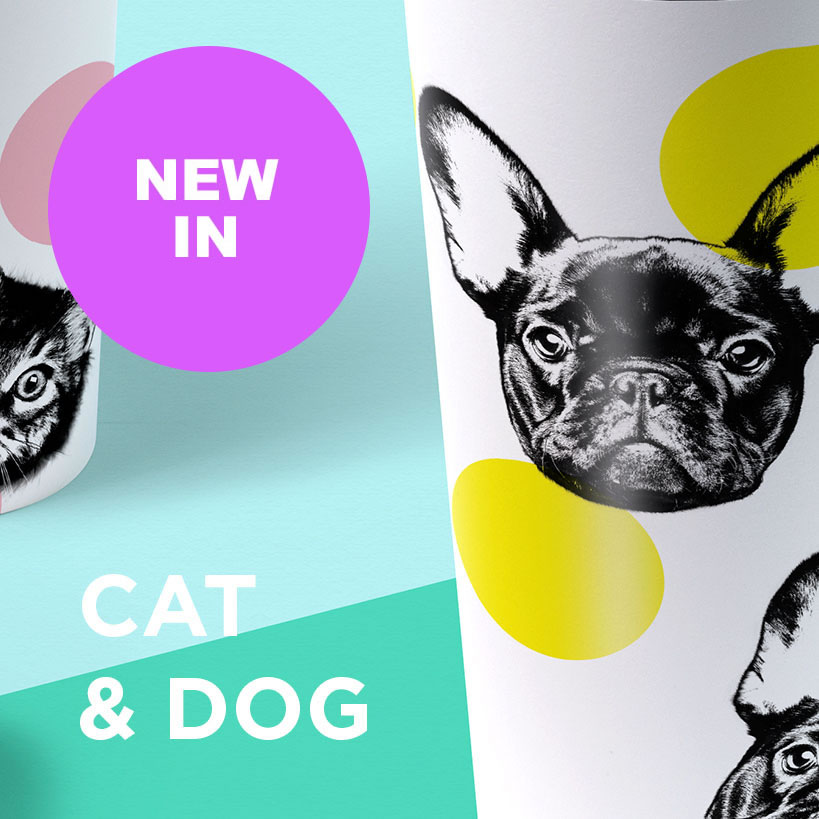 cat and dogs collection from justmustard.com