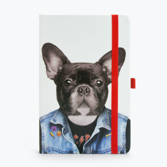 Go Wild Notebook Dog