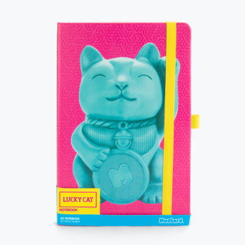 Lucky Cat Notebook