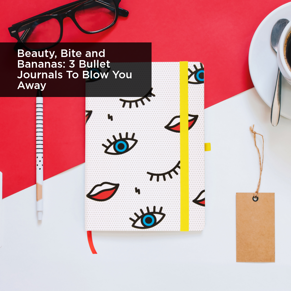 3 bullet journals to blow you away