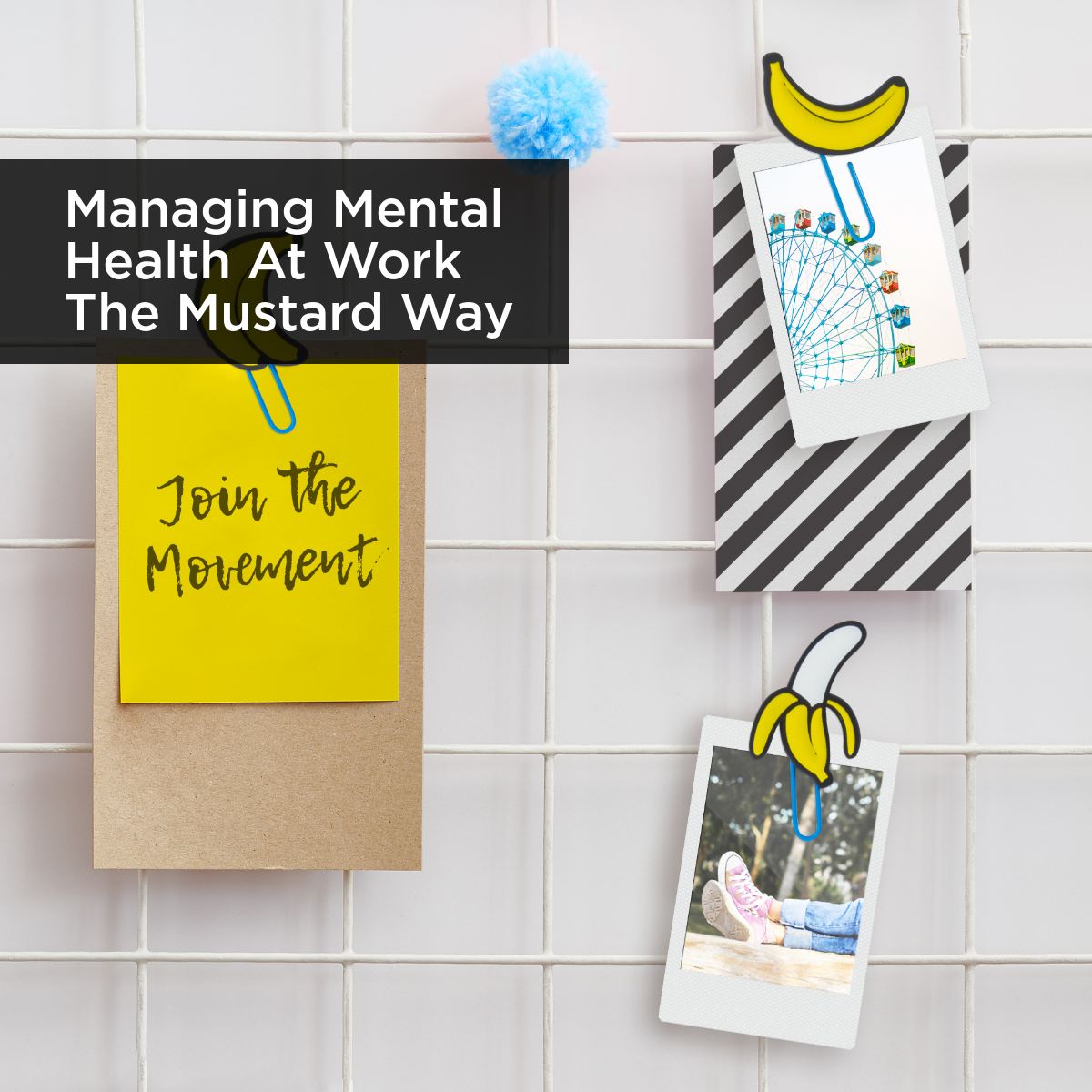 Managing Mental Health At Work The Mustard
