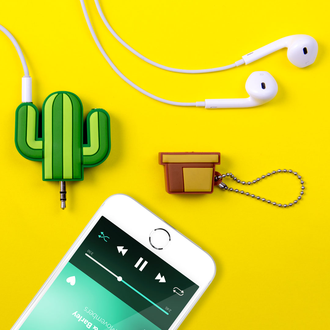 Cactus Audio Splitter from Mustard