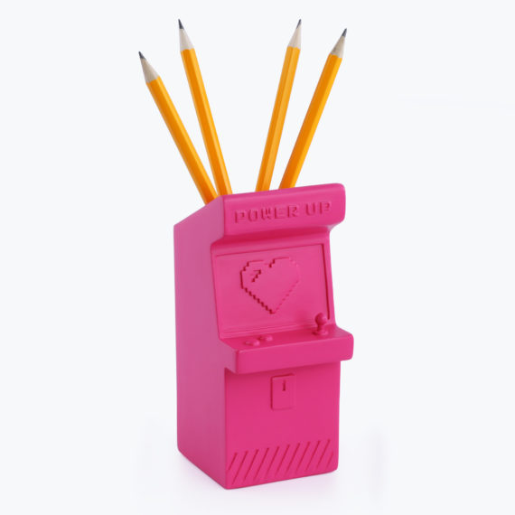 Power up Pen Pot from www..justmustard.com