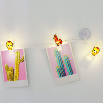 Pinata Light clips fro www.justmustard.com