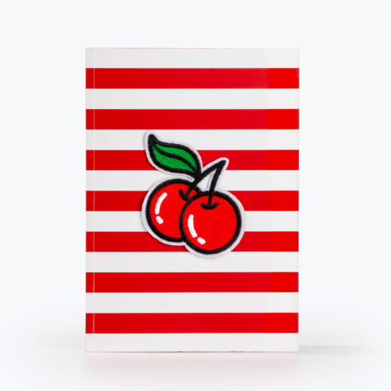 cherry notebook