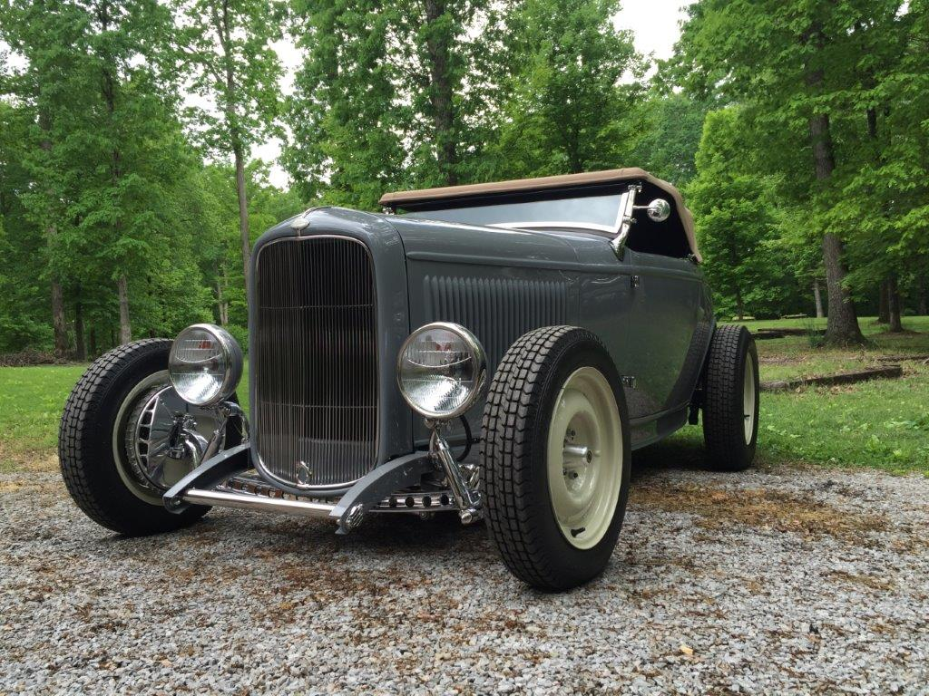Precision Hot Rods and Fabrication