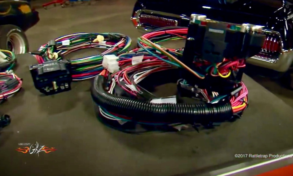 '70-'72 Chevelle Wiring Harness