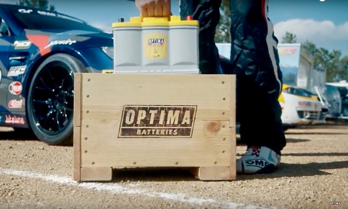 Optima Batteries  - The Ultimate Torture Test
