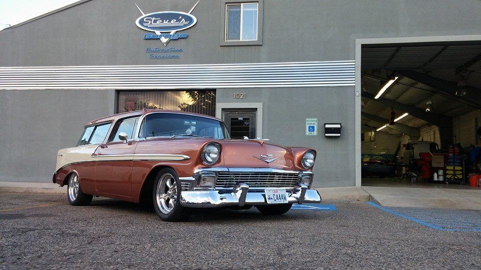 Steve's Hot Rod Garage