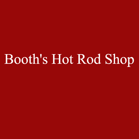 Booth's Hot Rod Shop