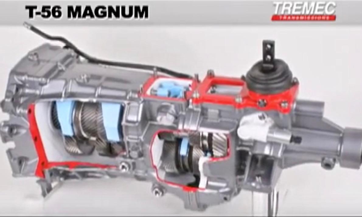 T-56 Magnum 6 Speed
