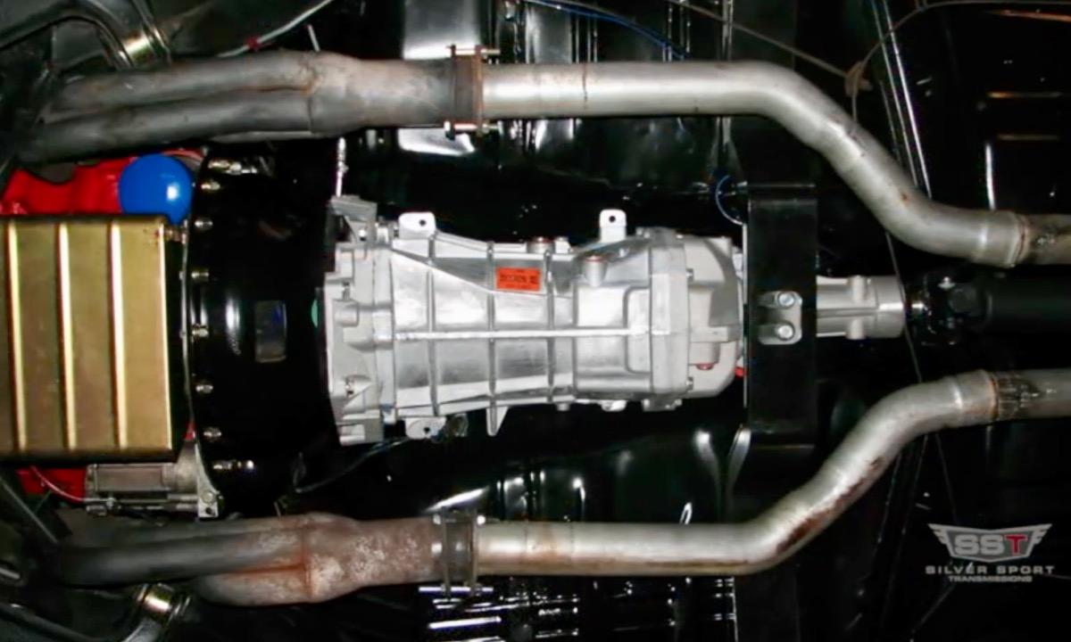 '67 Chevelle Tremec 6 Speed