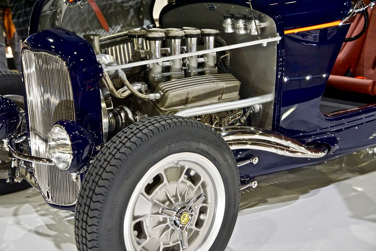 America's Most Beautiful Roadster '31 Ford
