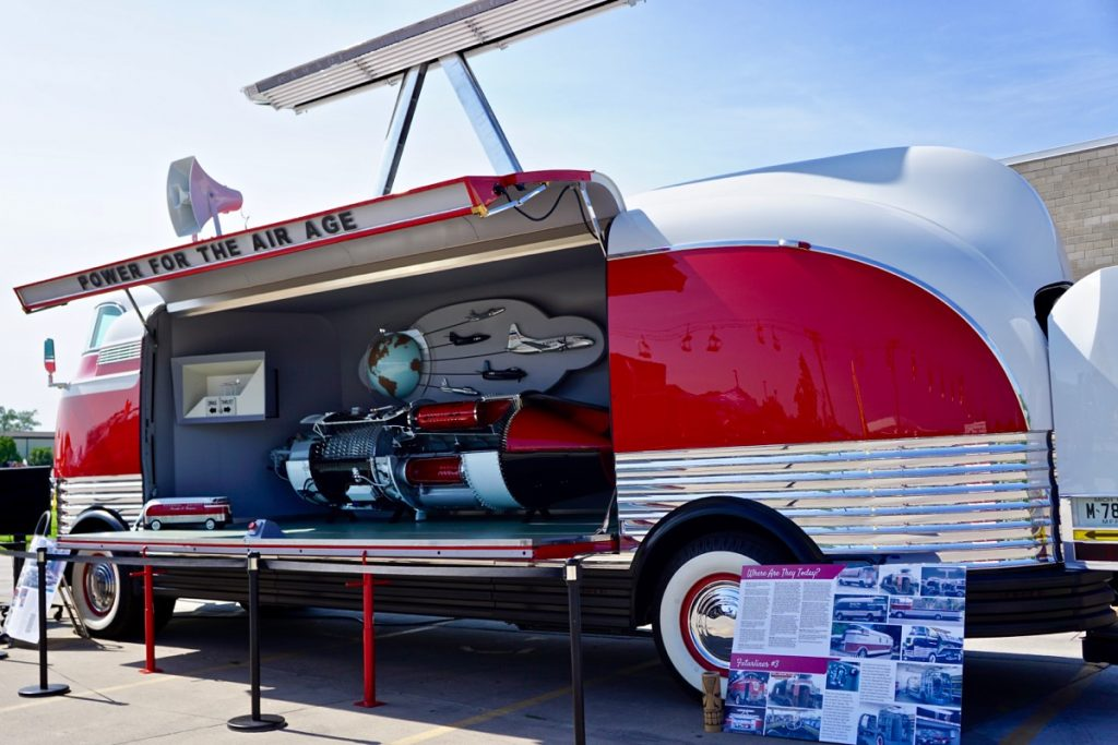 GM Futurliner #3 Power for the Air Age