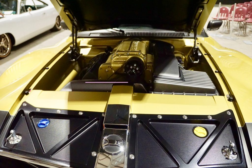 Ringbrothers 1972 AMC Javelin AMX Defiant
