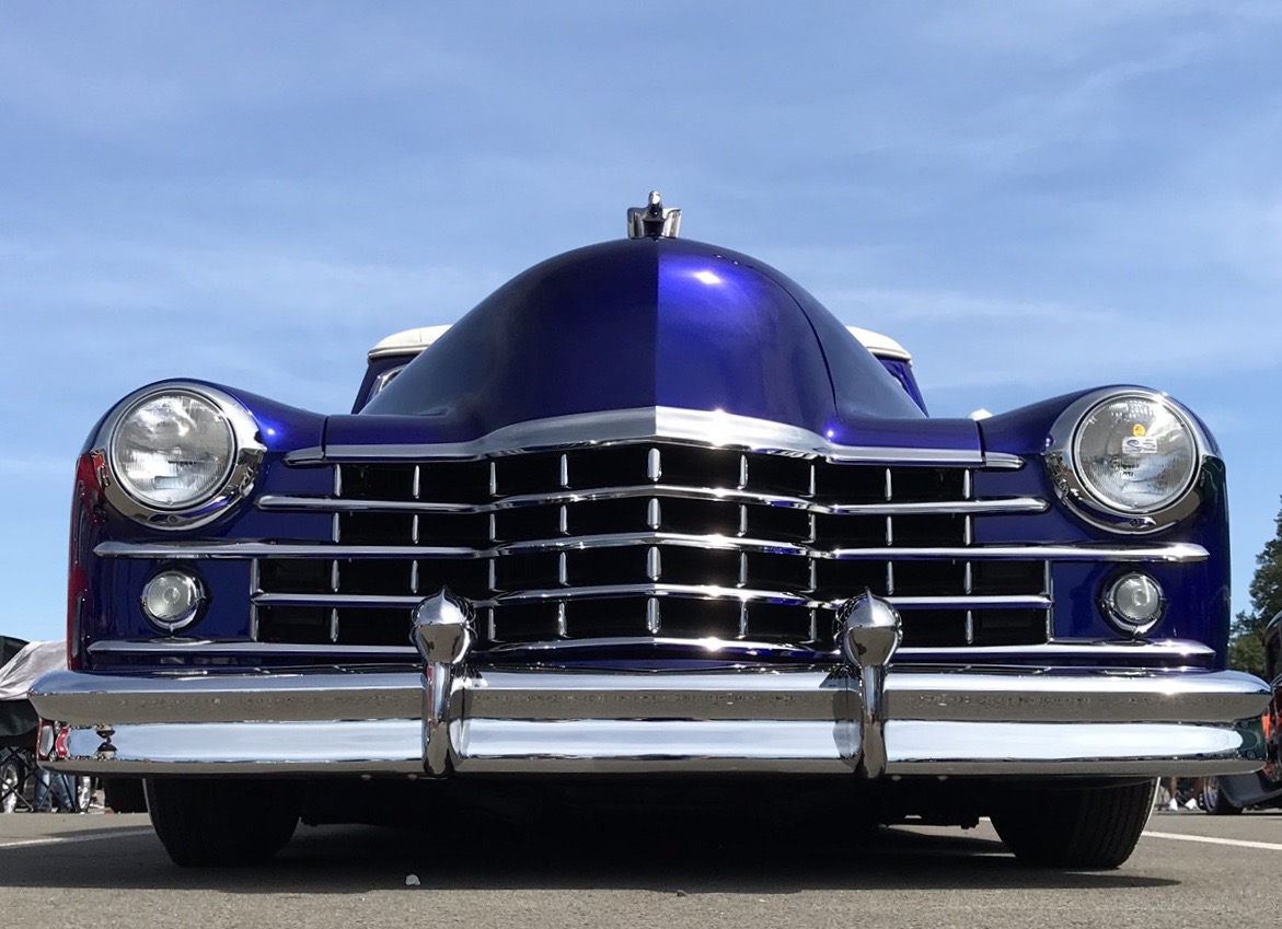 Kevin Anderson's 1947 Cadillac Crystal Caddy