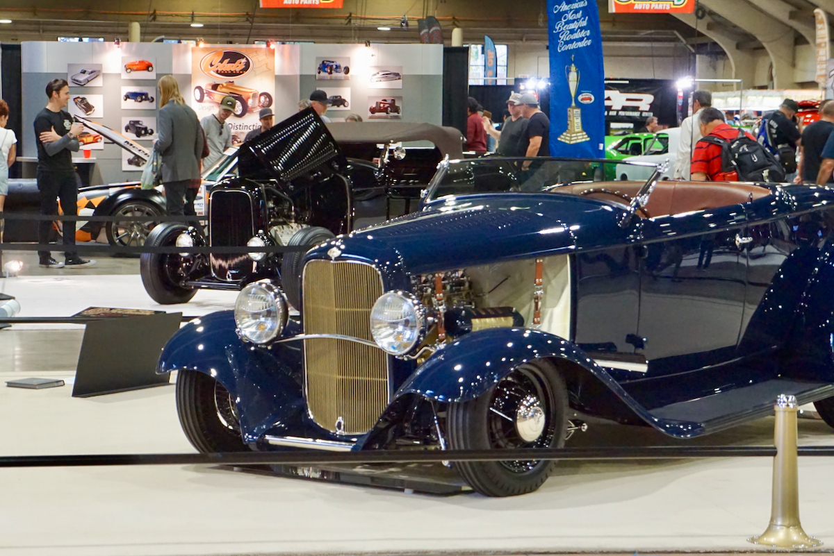 70th Annual Grand National Roadster Show GNRS