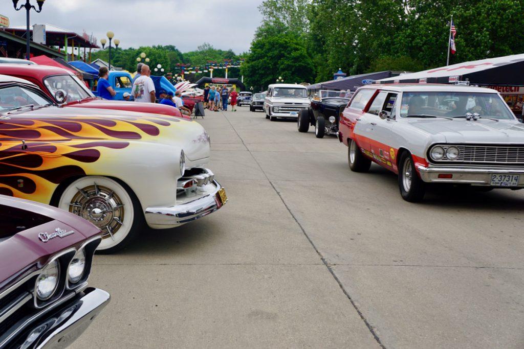 Goodguys 28th Speedway Motors Heartland Nationals