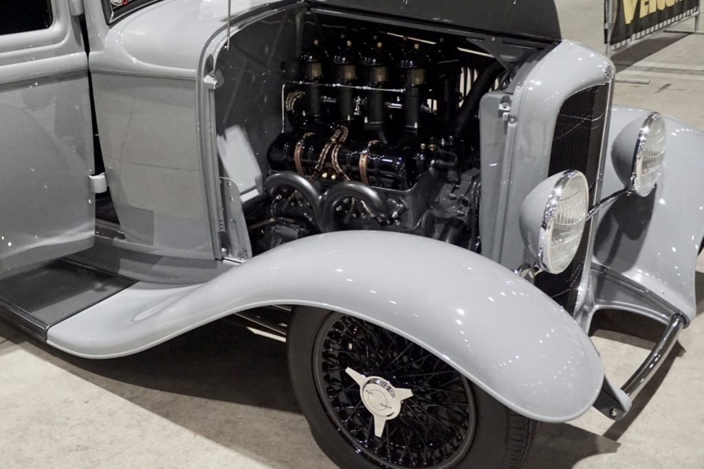 Goodguys Street Rod of the Year Winner 2019 '32 Ford Vicky Legacy Fastlane Rod Shop