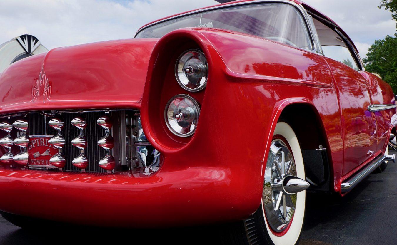 Krimson Kart 1955 Custom Chevy
