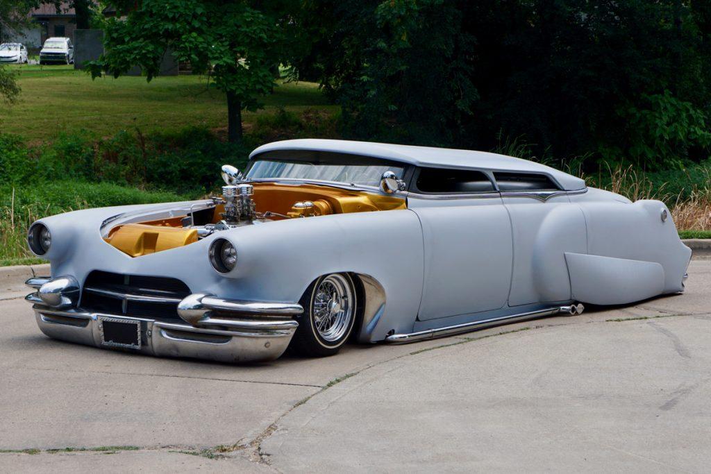 1953 Pontiac Custom KKOA Leadsled Spectacular