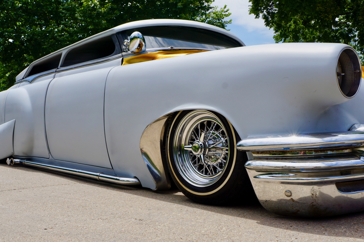 1953 Pontiac Custom Eye Candy KKOA Leadsled Spectacular