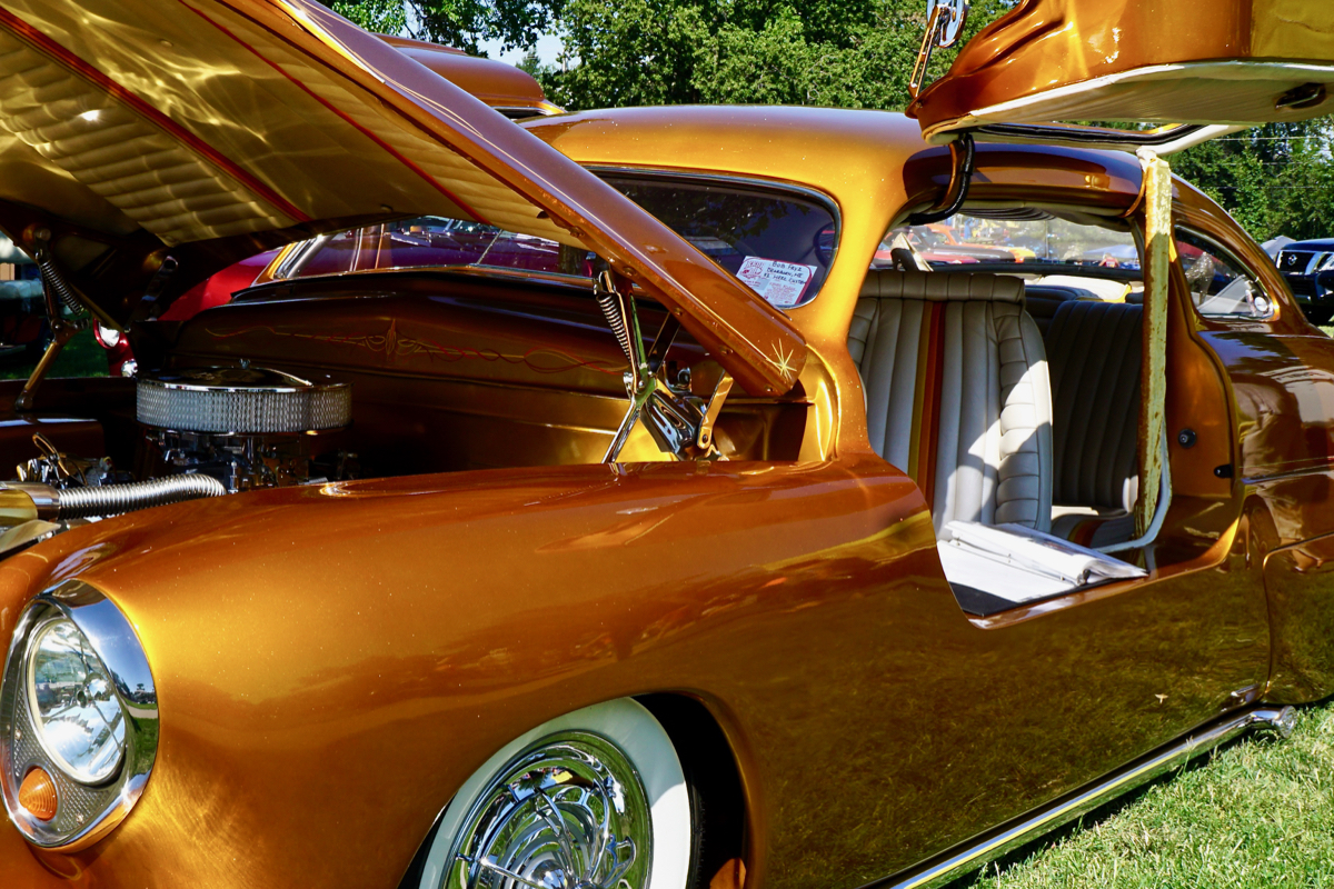 1951 Karat Gold Mercury