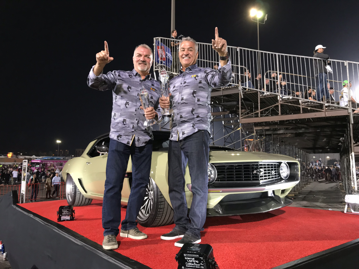 Ring Brothers Winner SEMA Battle of the Builders