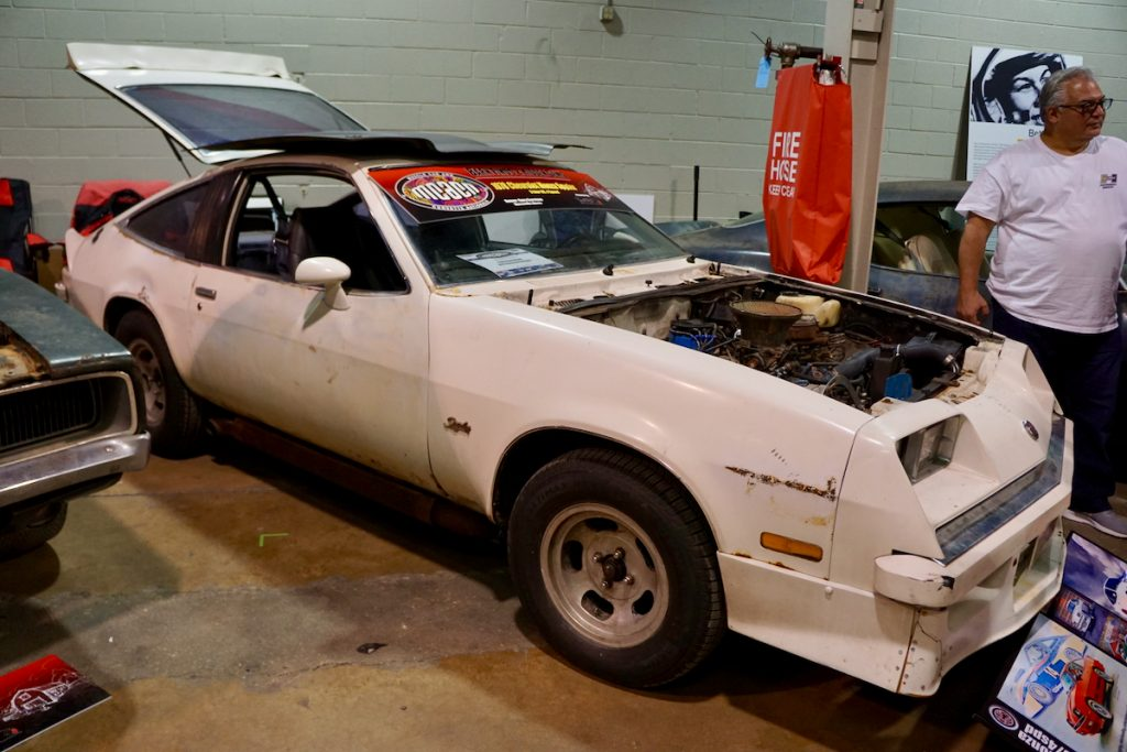 MCACN Muscle Car and Corvette Nationals