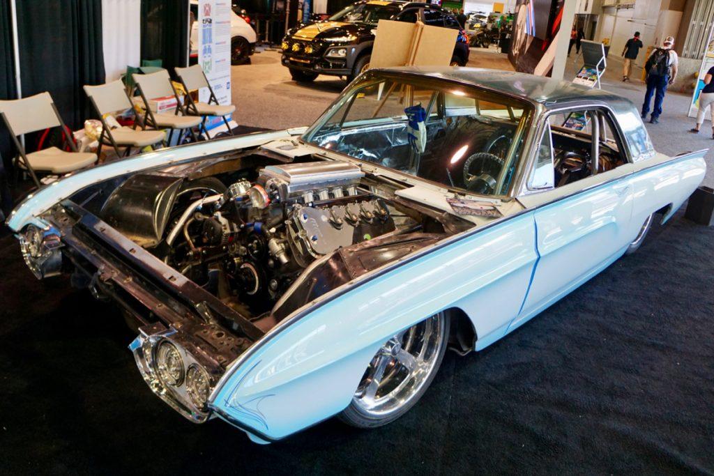 The TikiBird 1963 Thunderbird Needfulthingz Hot Rod Shop