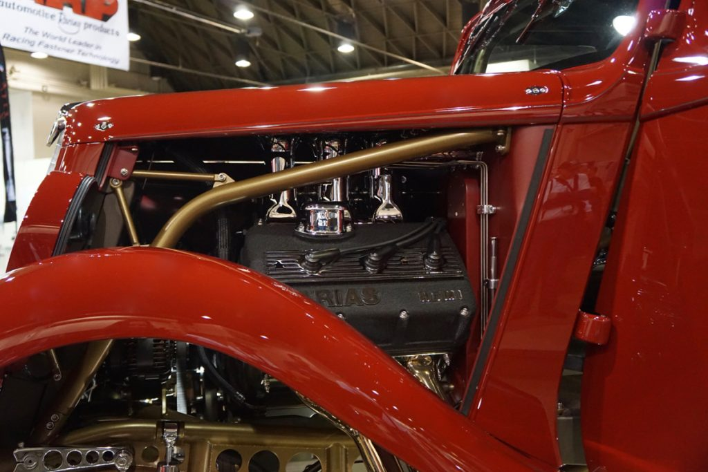 2020 Al Slonaker Winner 1936 Willys Model 77 Tin Man's Garage Inc.