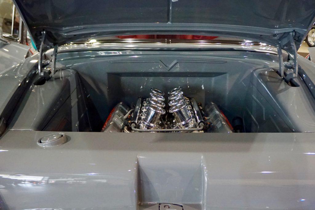2020 Al Slonaker Contender RMD Garage 1955 Chevy Bel Air