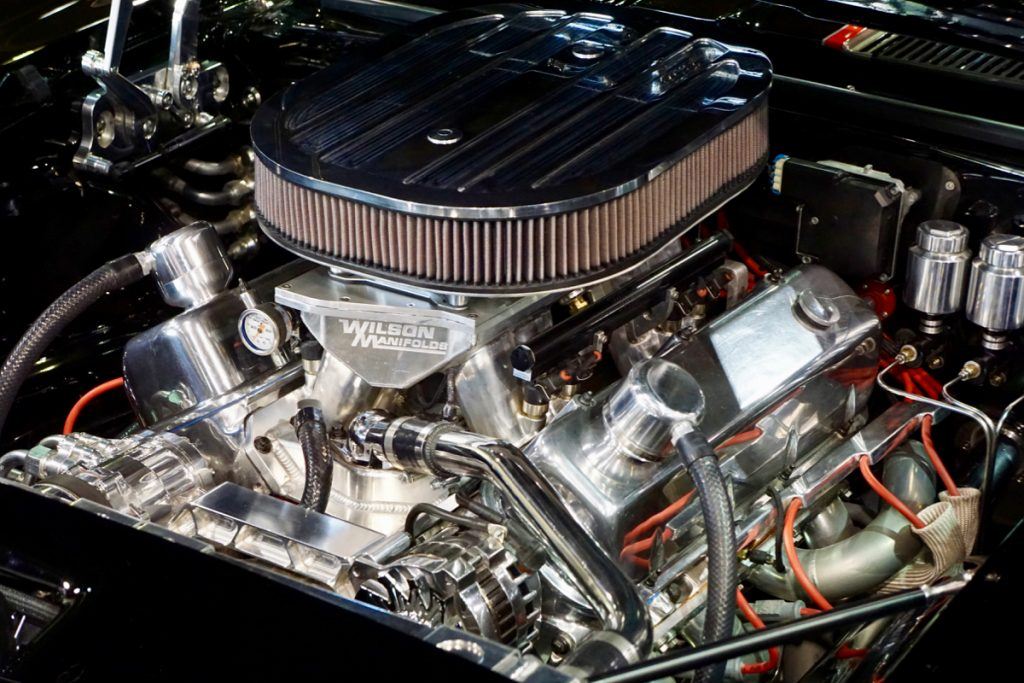 2020 Al Slonaker Contender JF Customs 1968 Camaro Sinister