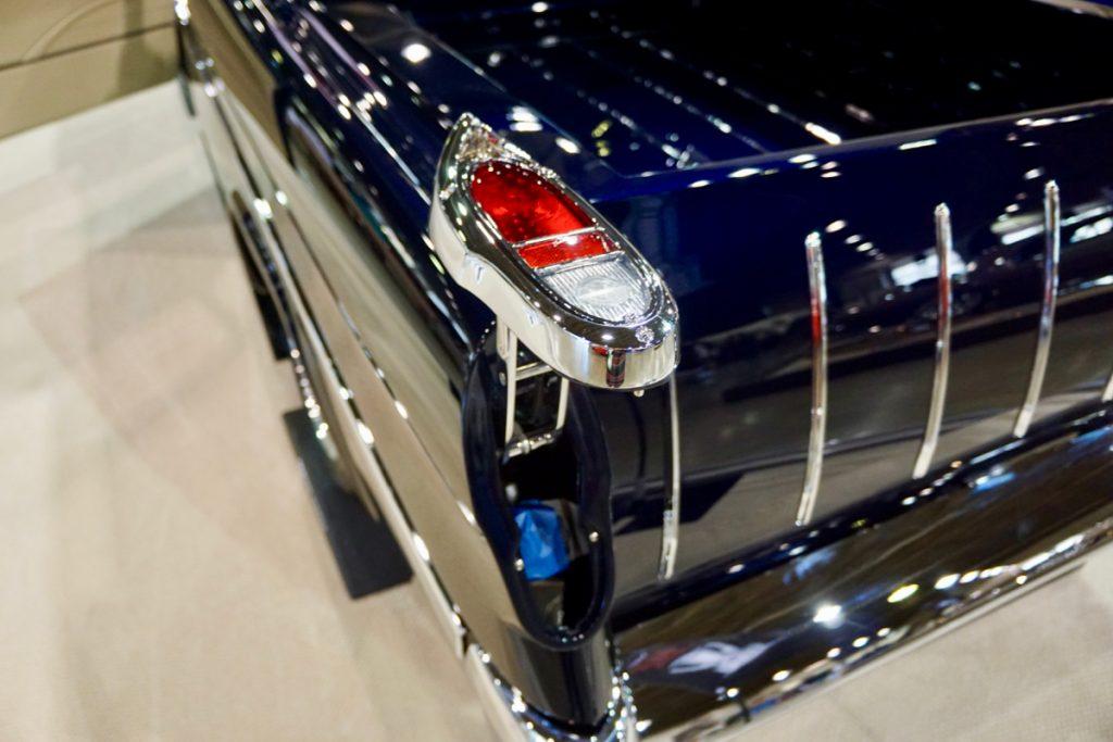 2020 Al Slonaker Contender 1956 Chevy Bel Air Pickup self built Wes Dokter