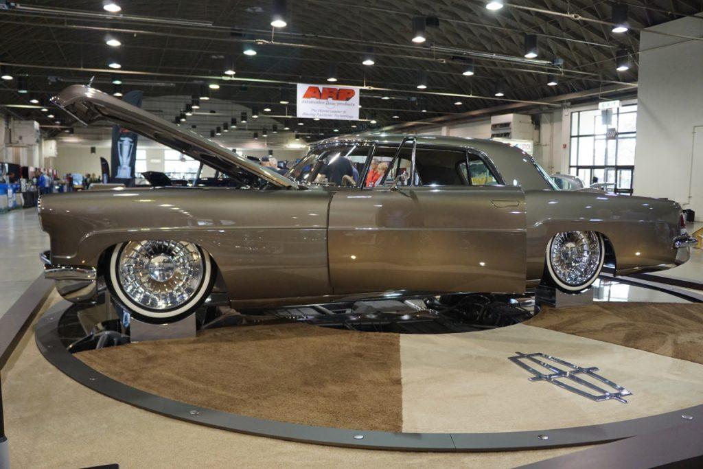 2020 Al Slonaker Contender Cashmere 1957 Lincoln Continental Mark II Havasu Speed