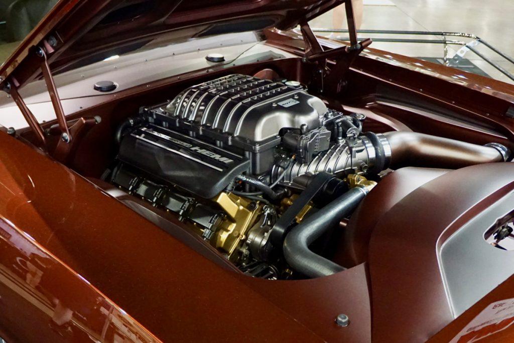 2020 Al Slonaker Contender CAL Auto Creations 1971 Plymouth Baracuda