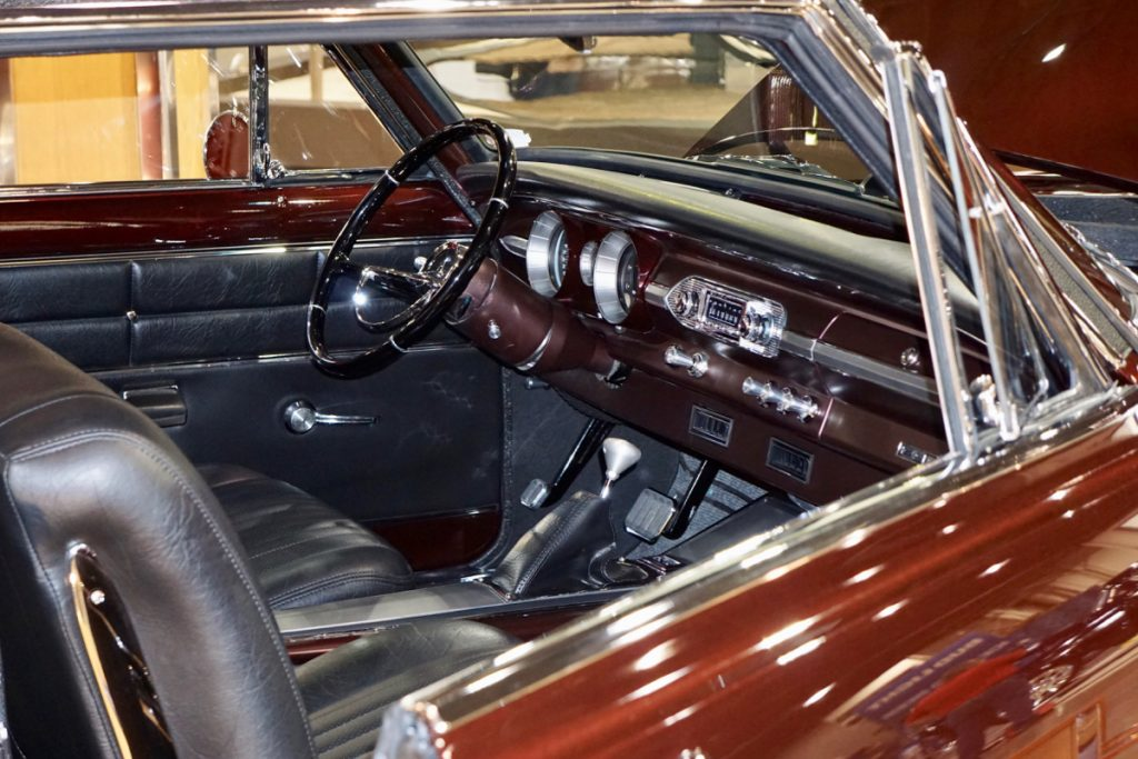 2020 Al Slonaker Contender Hot Rods by Dean 1965 Pontiac Acadian