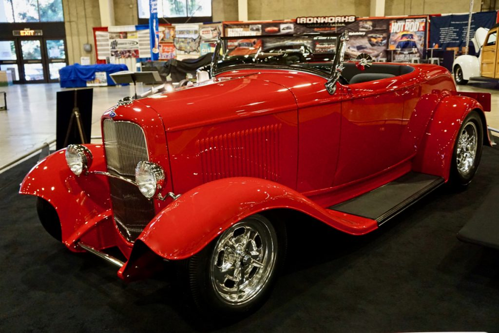 "AMBR Ken Katashio's 1932 Ford ""K's Roadster"""