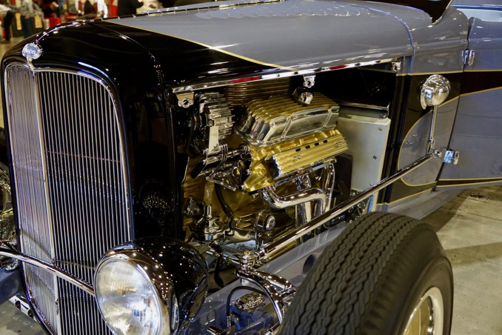 AMBR Galpin Auto Sports 1932 Ford Roadster Pick Up War Paint