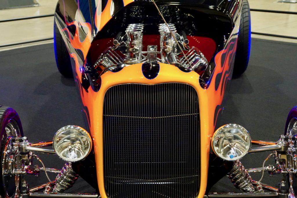 AMBR Winner Squeeg Kustoms built 1932 Ford Kugel Muroc no 4