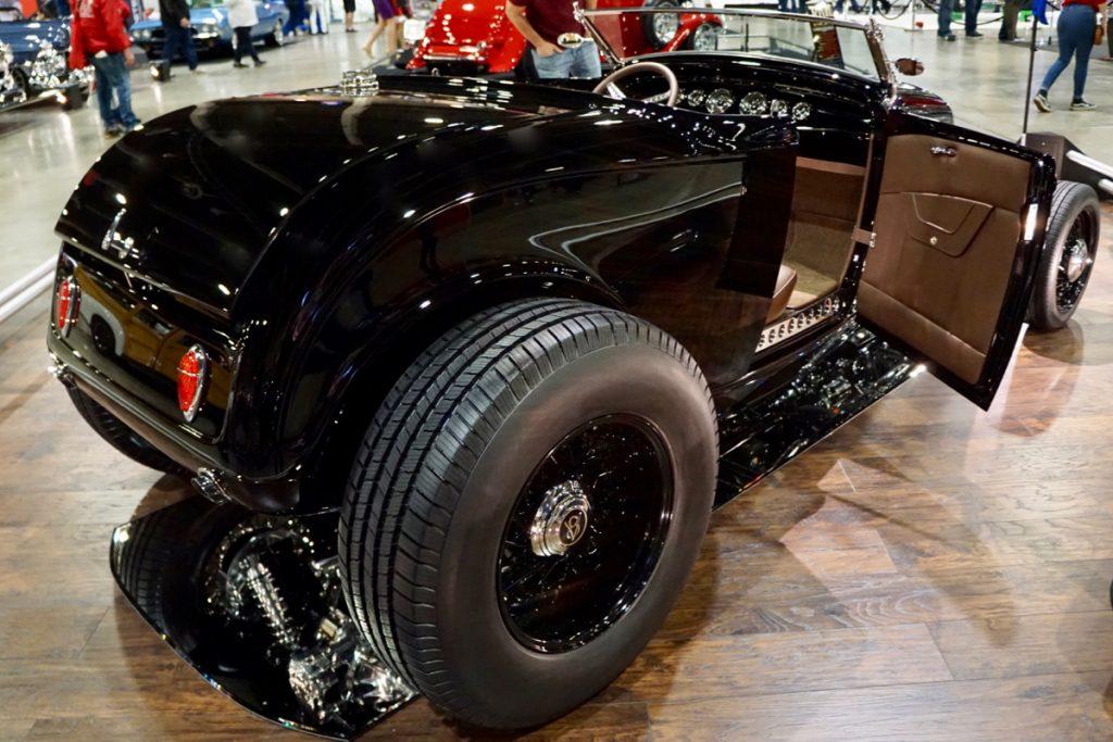 AMBR Lil Evil 1932 Ford Mike Dwight