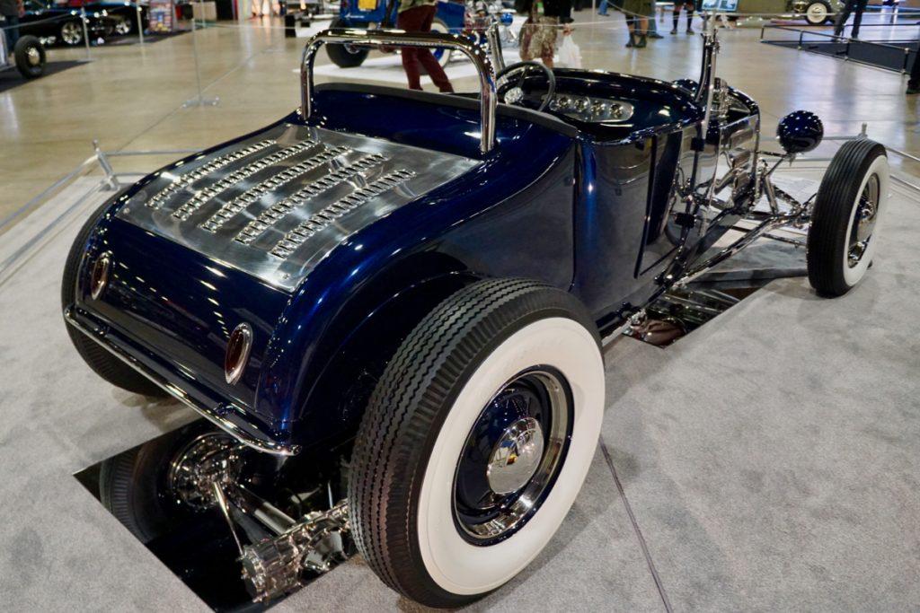 """AMBR Dustin Smith's 1926 Ford Roadster """"Twin Fan Special"""" Smith's 1926 Ford Roadster """"Twin Fan Special"""""""