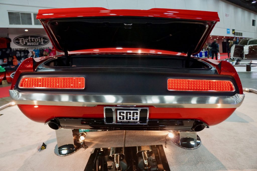 Great 8 Finalist and Ridler Contender 1969 Camaro SCC Hot Rods Customs