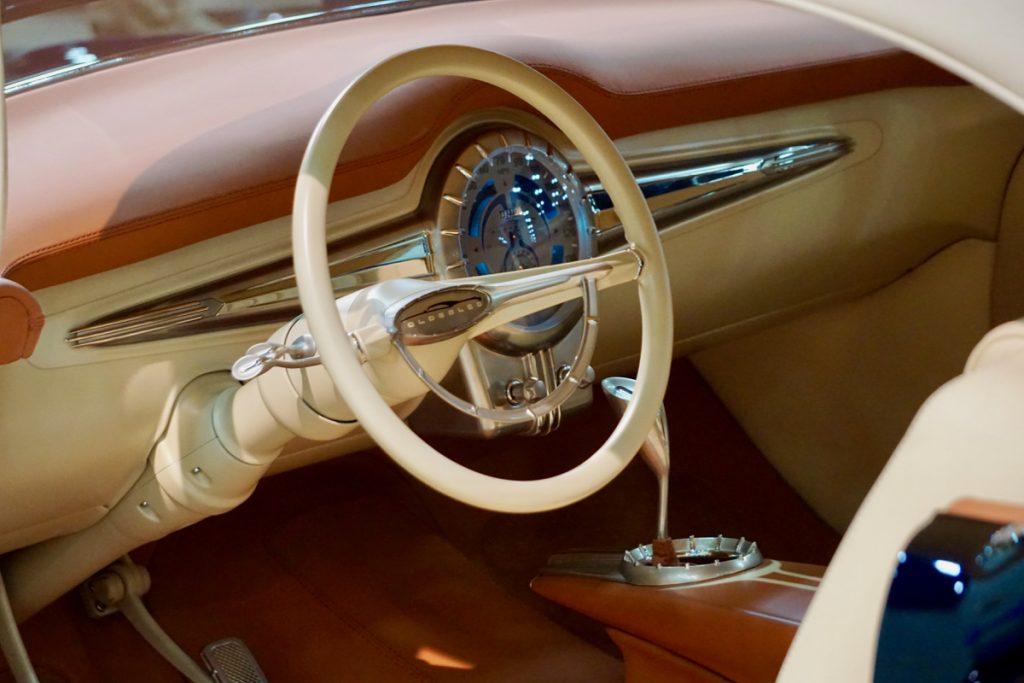 Great 8 Finalist and Ridler Contender Pro Design Hot Rods built OldsSled 1956