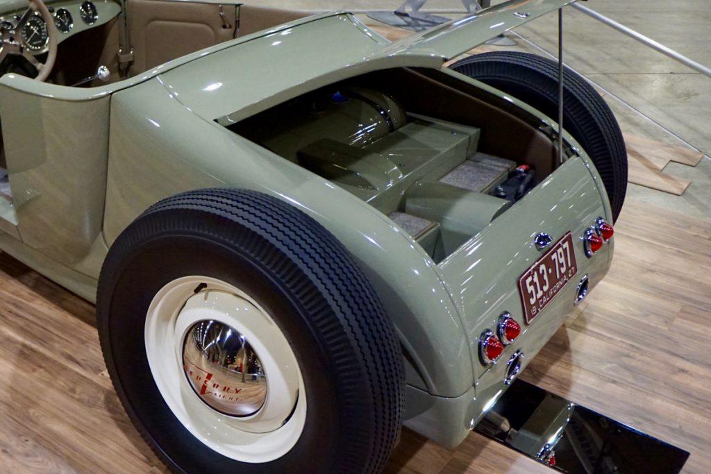 Ivy Reed Roadster 1927 Ford Roadster GNRS KruzinUSA.com