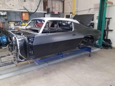 70-73 Camaro Shell