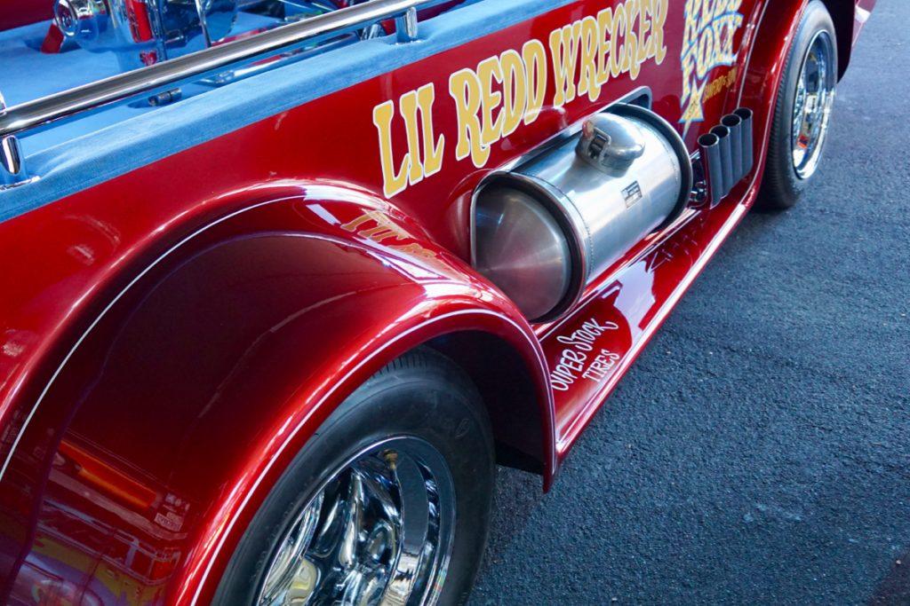 Redd Foxx Li'l Redd Wrecker Galpin Speed Shop
