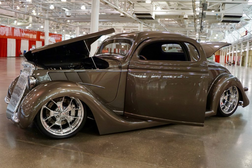 2020 Goodguys Street Rod of the Year Contender