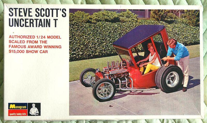 Steve Scott uncertain t